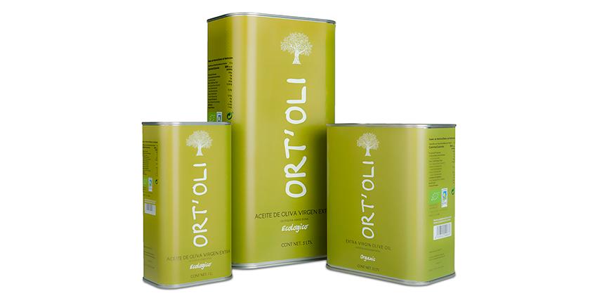 Virgin Extra Olive Oil Ortoli