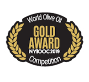 Montsagre Picual Medalla d'or a Nyiooc 2019