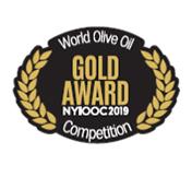 Montsagre Picual Medalla de oro Nyiooc 2019
