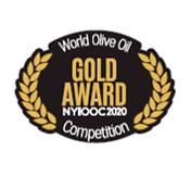 Montsagre Picual Medalla de oro Nyiooc 2020